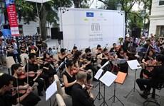 越南全国各地文化特色将亮相河内还剑湖步行街