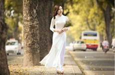 越南京族妇女的传统服装