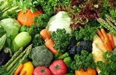 2017年前五月越南蔬果出口额约达13.8亿美元
