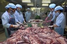 中国尚未同意进口越南猪肉