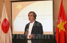 日本越南人协会举行大会 承诺为在日越南人办实事