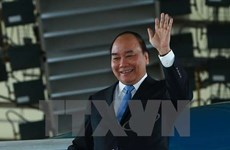 美国《华盛顿时报》:越美两国关系未来20年将继续蓬勃发展