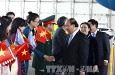 美国《华盛顿时报》:越南政府总理阮春福访问美国将推动双边合作