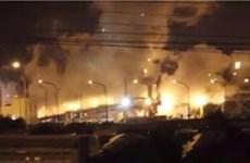 台塑河静钢铁工厂爆炸事故由除尘器布袋出现破损导致