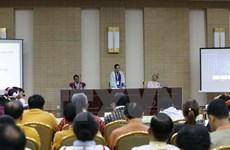 缅甸联邦和平大会共达成37项协议已取得成功