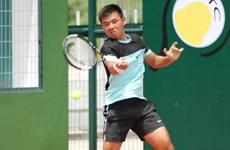2017年新加坡男网F2未来赛:李黄南取得开门红