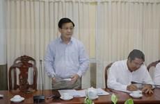 芹苴市开展2017年APEC会议举办计划
