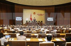 越南第十四届国会第三次会议发表第九号公报