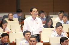 越南第十四届国会第三次会议:应确定食品安全国家管理模式