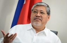 """菲律宾副外长马纳罗:东盟应成为""""维护和平和解决冲突""""的典范"""