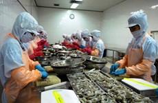 今年前5个月越南水产出口累计达28亿美元