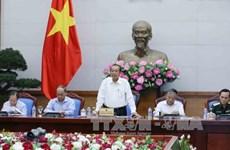 张和平副总理:确保6月底彻底完成中部四省海洋环境事故赔偿工作