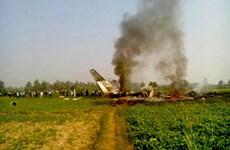 缅甸国防部:发现失联飞机残骸和遇难者遗体