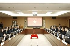 阮春福总理参观日本电产   圆满结束对日本进行的正式访问