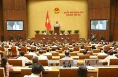 第十四届国会第三次会议:坚持多措并举 努力实现经济增长目标