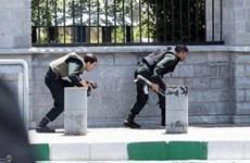 越南强烈谴责针对伊朗平民的两起恐怖袭击事件