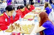 越南国际象棋女队将参加2017国际象棋世界女子团体赛