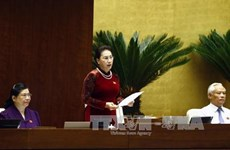 第十四届国会第三次会议:国会代表就4大内容对各位部长进行质询