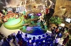 2017年阿斯塔纳世博会越南馆正式开馆
