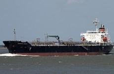 外籍货船在越南平顺省海域搁浅 越方为救援工作创造一切便利