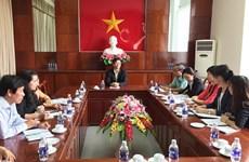 越南愿与日本国际协力机构建立长期合作关系