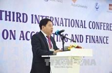 会计与金融国际研讨会在越南岘港市举行