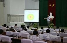 越南永隆省与荷兰加强农业合作