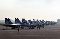 印尼在婆罗洲部署战斗机防菲南叛军潜入境内