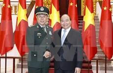 越中应联手合作 对敌对势力分裂两国关系的阴谋保持高度警惕