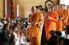 进一步巩固越南与泰国佛教协会的良好关系