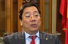 越南驻俄大使阮青山:国家主席陈大光访俄进一步推进双边务实合作