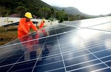 输出功率100兆瓦的太阳能发电站将在隆安省兴建