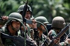 菲印马三国研究联合反恐行动
