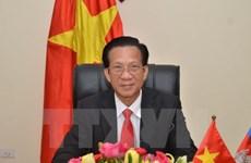 越柬建交50周年:越南重视发展与柬埔寨的关系