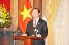 陈大光主席访问俄罗斯和白俄罗斯对促进双边关系全面发展注入强劲动力