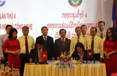 越南为老挝提供科技发展的宝贵经验