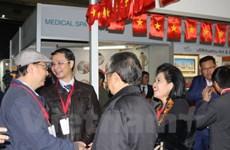 越南参加2017年南非SAITEX国际贸易展览会
