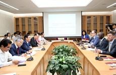 越南努力创造贸易便利化、发展物流业和建设国家一门式口岸