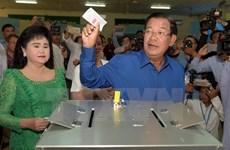 柬埔寨地方选举正式结果公布