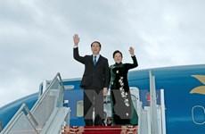 陈大光主席:越南与白俄罗斯合作潜力巨大