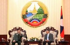 老挝总理高度评价越老两国政府特别工作委员会的合作成果