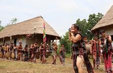 """题为""""西原之声""""的一系列活动即将亮相越南各民族文化旅游村"""