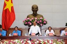 阮春福:政府一直关注确保劳动者生活和工作条件