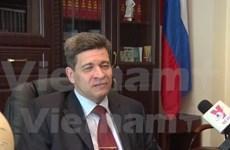 俄罗斯专家:希望陈大光访俄之旅将填补两国关系的空白 实现两国的宏伟目标
