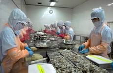 海产品和金枪鱼对越南上半年水产品出口额的贡献率较大