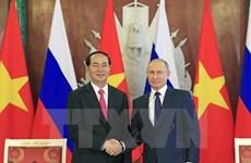 俄罗斯媒体对国家主席陈大光访俄之旅给予积极评价