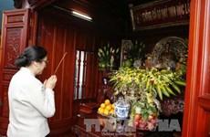 老挝国会主席开始对越南进行访问并出席越老建交55周年纪念活动