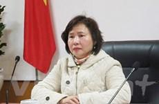 越共中央检查委员会考虑给予工贸部副部长胡氏金钗纪律处分