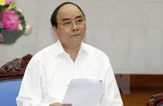 阮春福总理:早日公布中部环境安全状况 让民众安心生活放心生产
