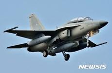 韩国向菲律宾交付12架战机